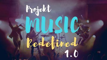 Projekt Music Redefined 1.0