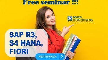 FREE Seminar on SAP