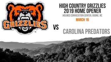 High Country Grizzlies Arena Football Game