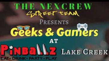 Geeks & Gamers Mixer