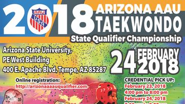 Arizona AAU State Qualifier Championship
