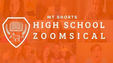 HIGH SCHOOL ZOOMSICAL Movie Musical Premiere