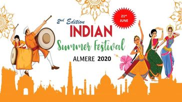 Indian Summer Festival Almere