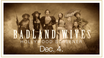 Badland Wives Network Screener & Hollywood Party of the Year!