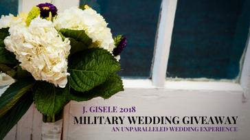 2018 Military Wedding Giveaway