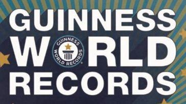 Guinness World Record - L'opera d'arte più lunga al mondo