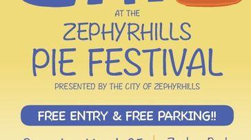 3rd Annual Zephyrhills Pie Festival