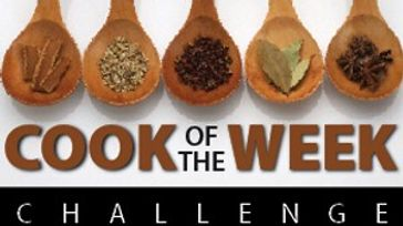 Cook of the Week