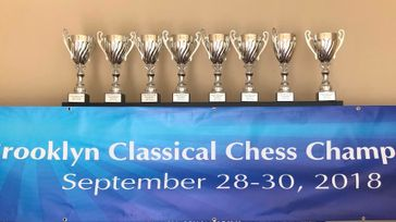 1st Brooklyn Classical Chess Championship