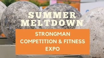 NW Florida Fitness Expo & Strongman Competition