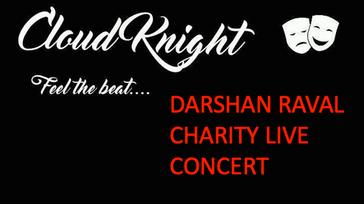 DARSHAN RAVAL CHARITY CONCERT