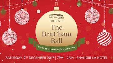 The BritCham Ball
