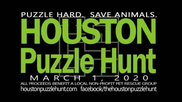 Houston Puzzle Hunt