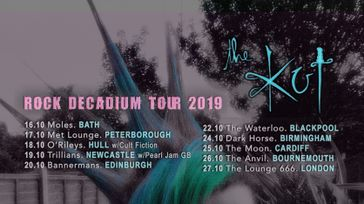 The Kut 'Rock Decadium Tour 2019'