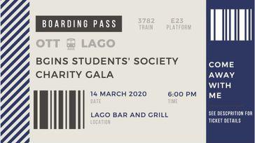 BGInS Annual Charity Gala