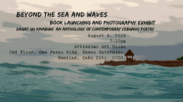 Beyond the Sea and Waves: A Book Launching Event