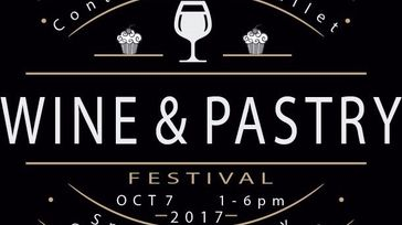 Wine & Pastry Festival