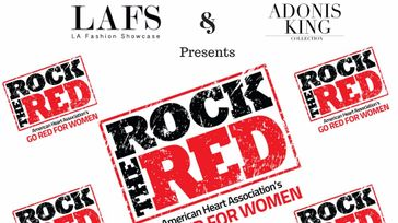 Rock the Red American Heart Association