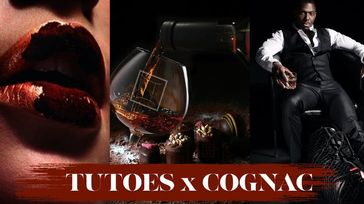 TUTOES X COGNAC         Battle of the Hip Hop Cognacs