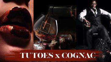 TUTOES X COGNAC         Battle of the Hip Hop Cognacs