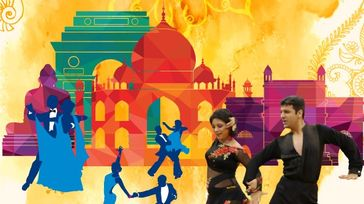 3rd India Open Latin & Ballroom Championships 2019