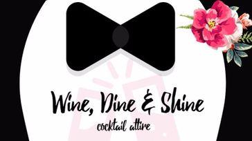 Wine, Dine & Shine Cocktail Attire
