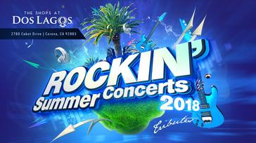 2018 Rockin' Summer Concerts