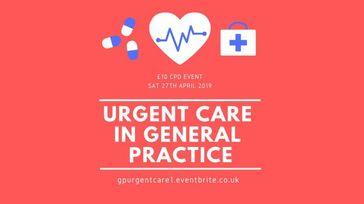 Urgent Care In General Practice