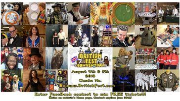 Britishfest.com Convention