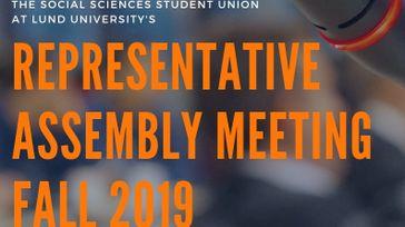 Representative Assembly Meeting