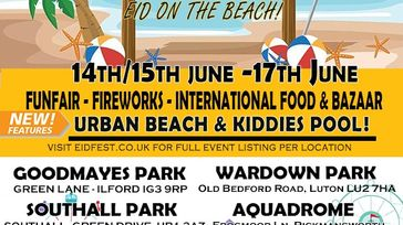 Eid Fest - Eid on the beach!