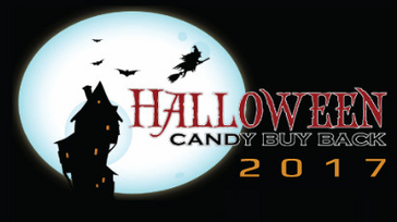 2017 Halloween Candy Buy Back