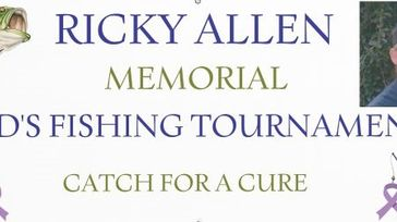Ricky Allen Memorial Kid's Fishing Tournament
