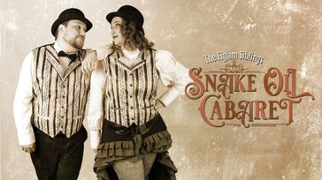 Snake Oil Cabaret - A Christmas Variety Spectacular