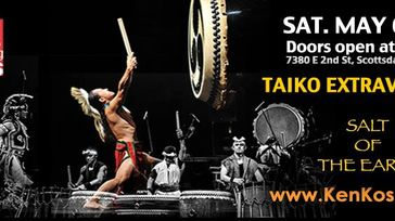 Taiko Extravaganza - Salt of the Earth