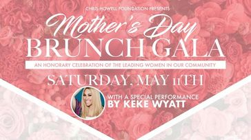 Chris Howell Foundation's Mother's Day Brunch Gala
