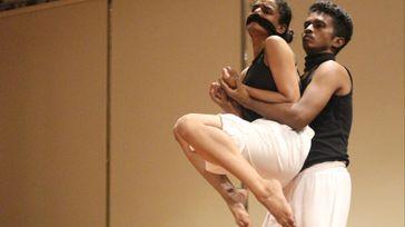 Ukti - A dance piece about freedom of speech