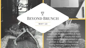 Beyond Brunch
