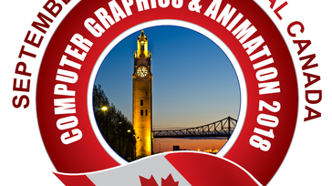 5th Computer Graphics & Animation Canada 2018