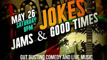 Jokes, Jams, & Good Times:  Save the Sturges