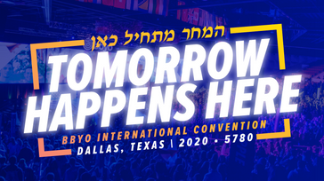 BBYO International Convention