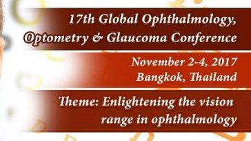 17th Global Ophthalmology and Glaucoma conference