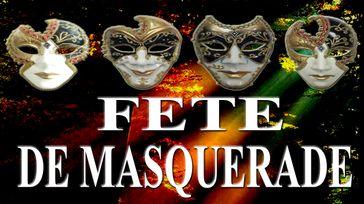 Fete De Masquerade