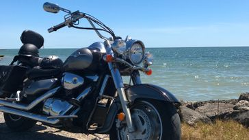 Motorcycling from DC to Alaska