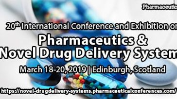 20th International Pharmaceutics & NDDS conference