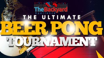 The Ultimate Beer Pong Tournament