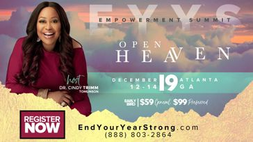 End Your Year Strong Empowerment Summit