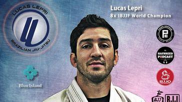 Lucas Lepri Brazilian Jiu Jitsu Seminar