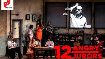 12 Angry Jurors - A Play by Rajit Kapur