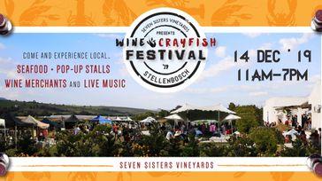 Wine & Crayfish Festival